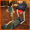 我的 适合度 健身房 锻炼 巨头