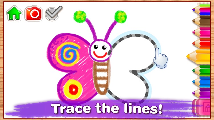 DRAWING FOR KIDS Games! Apps 2 screenshot-4