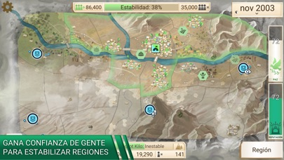 Screenshot for Rebel Inc. in Peru App Store