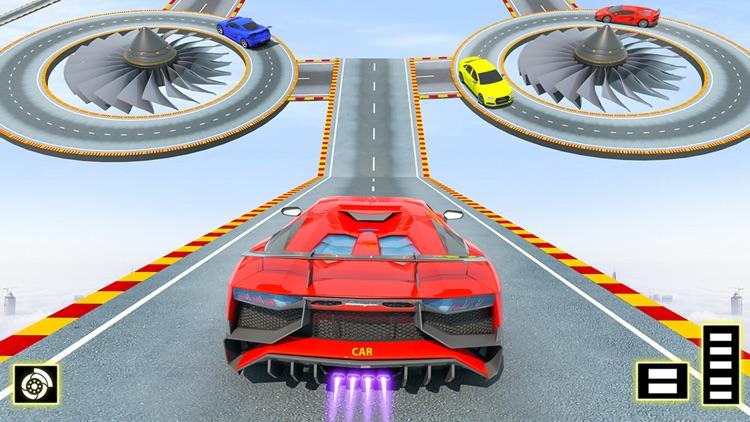 Mega Ramp Car Stunt Games
