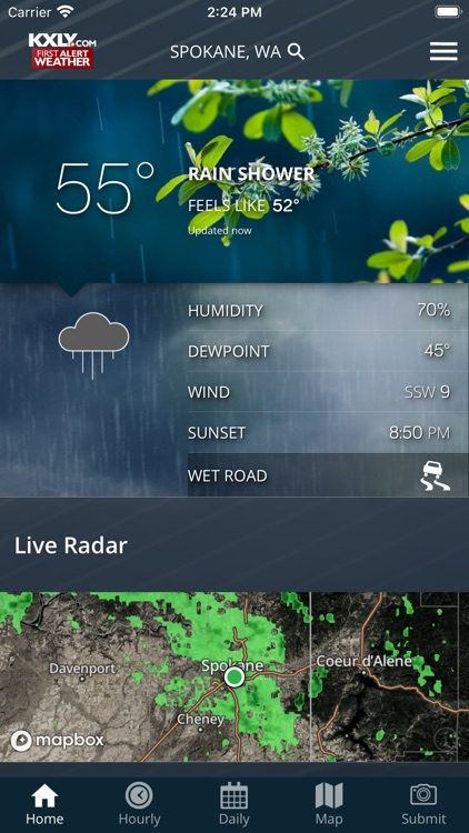 KXLY Weather screenshot-3