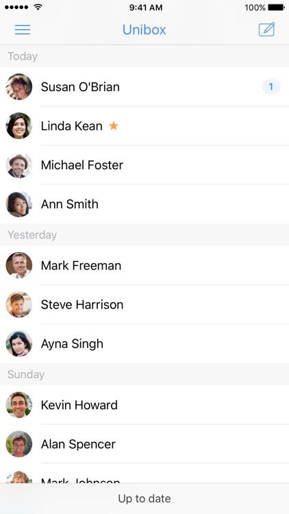 Unibox screenshot-0