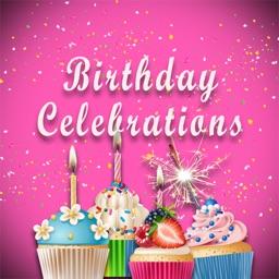 Birthday Celebrations Greeting