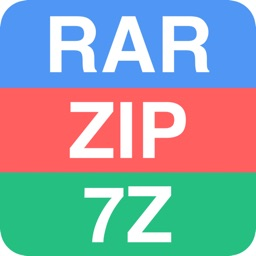 UnZIP - Zip rar 7z