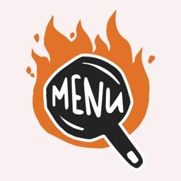 Recipes by Ingredients app