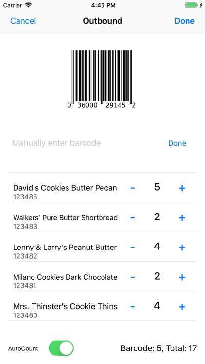 Power Barcode Scanner screenshot-8