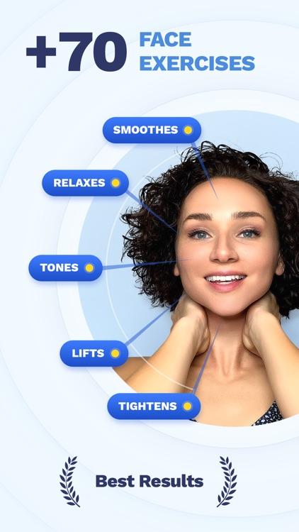 Face Yoga – 10min4beauty screenshot-0