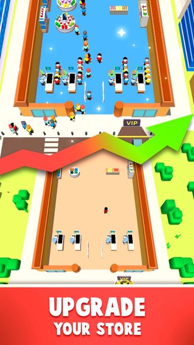 Idle Square Inc.: Mall Tycoon screenshot 4