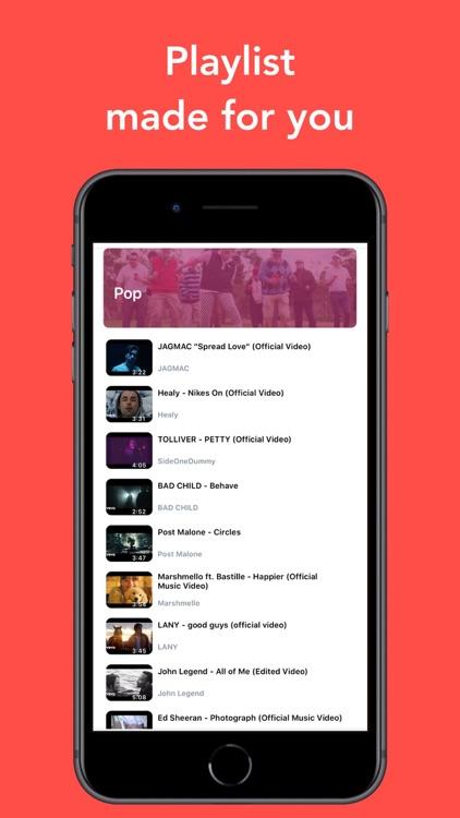 Vid Music: Trending Music Play screenshot-5