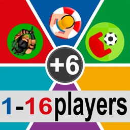 1 2 3 4 5 6 player games