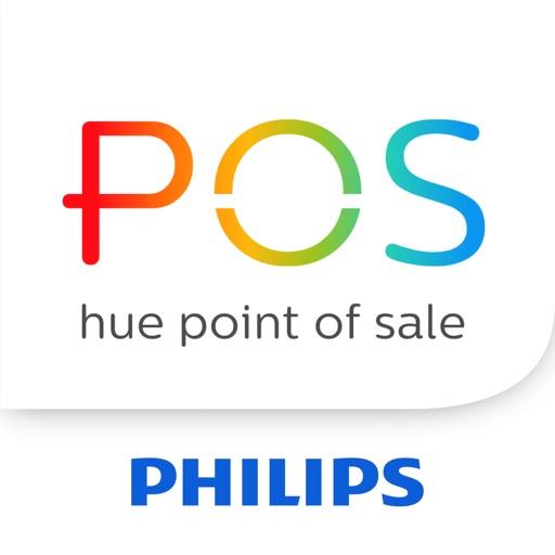 Philips Hue in-store app