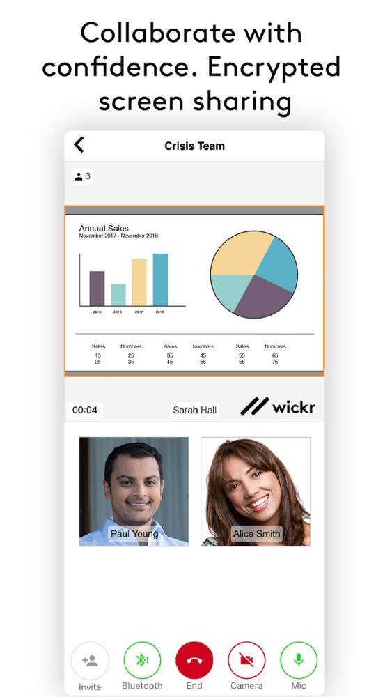 Wickr Enterprise App For Iphone Free Download Wickr Enterprise For Ipad Iphone At Apppure