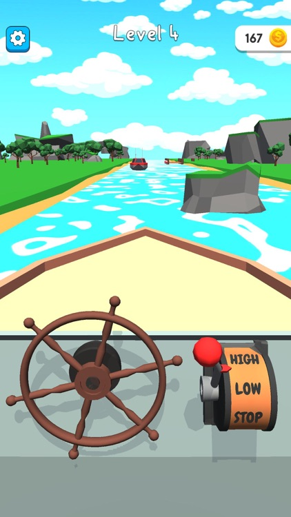 Hyper Boat screenshot-8