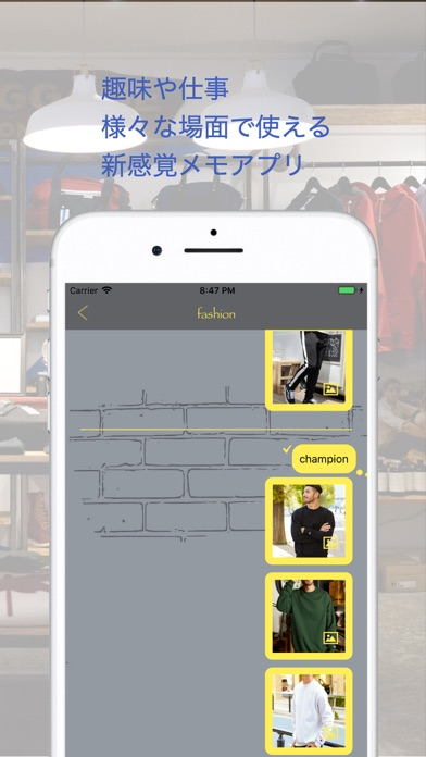 Screenshot for あなたの思考がここにまとまる - iThink. in Viet Nam App Store