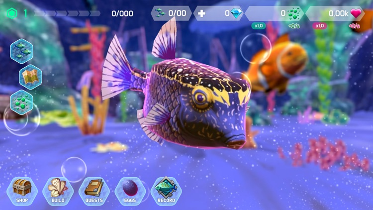 Fish Abyss: Aquarium Simulator screenshot-5