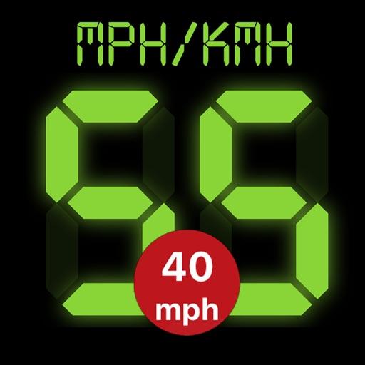 Speedometer mph