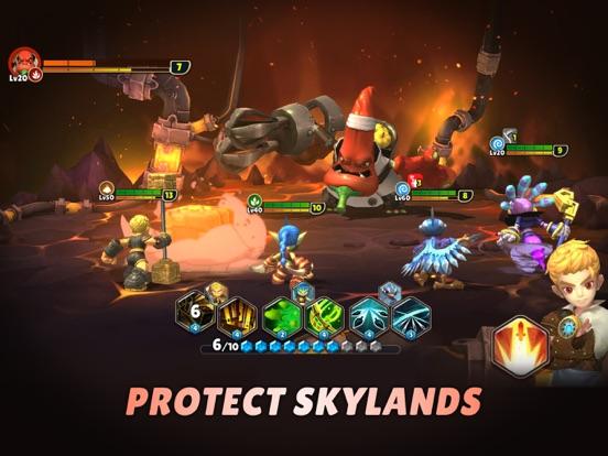 Skylanders™ Ring of Heroes screenshot #6