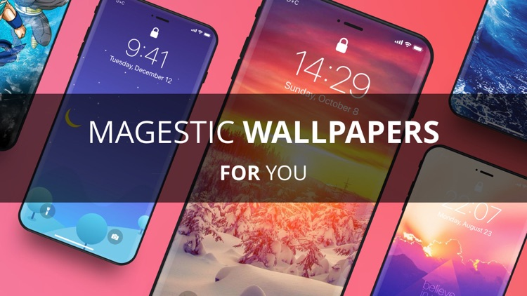 Wallpapers for iPhone X XS Max screenshot-8
