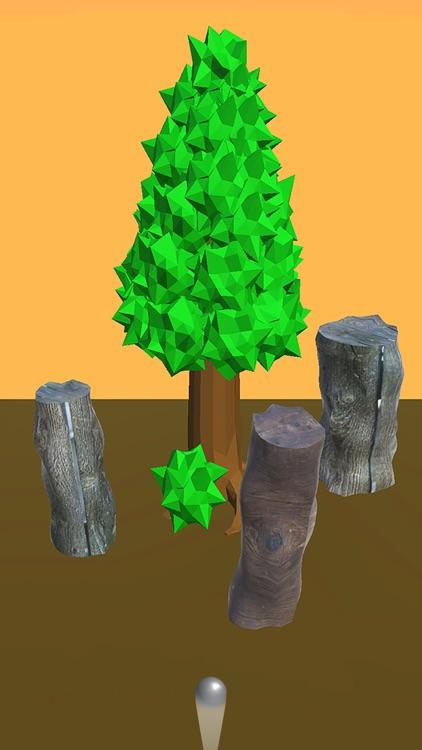 Tree Balls 3D