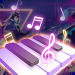 Magic Piano Tile Anime pour pc