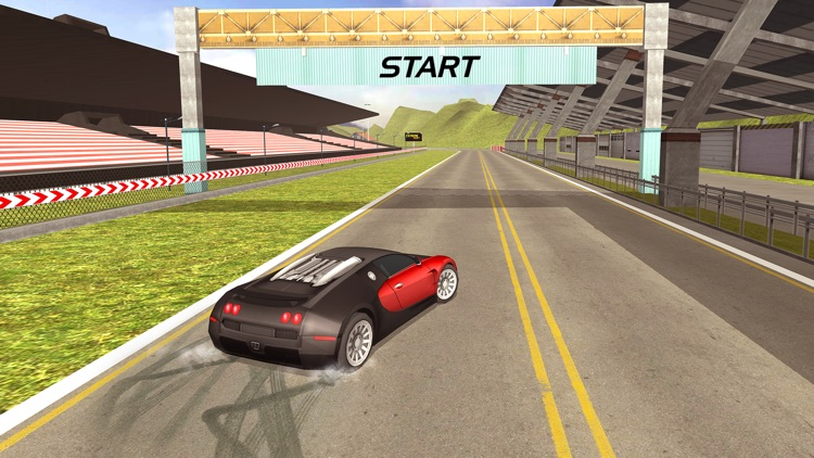 Car Drift Racing Zone Mania 3d