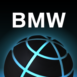 Ícone do app BMW Connected