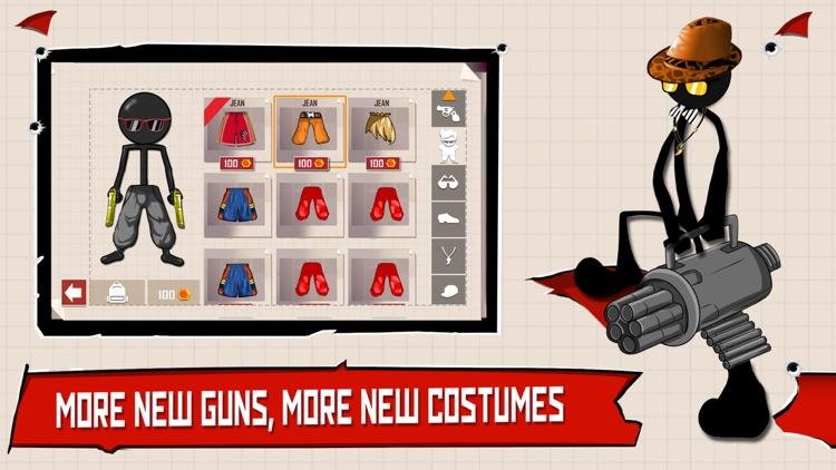 Stickman Legends: Gun Shooting screenshot-3