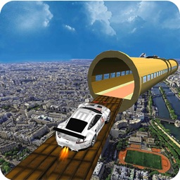 Impossible Car Stunt 3d Game