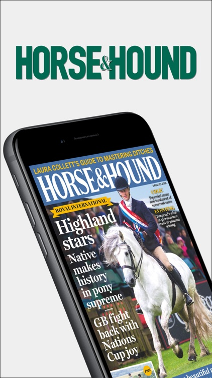 Horse & Hound Magazine INT screenshot-0