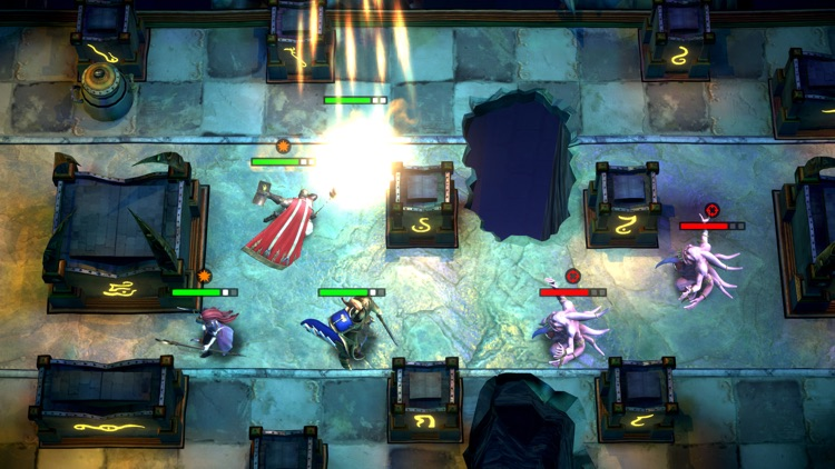 Warhammer Quest: Silver Tower screenshot-4