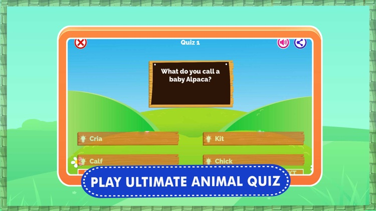 Farm Animals Sounds Kids Games screenshot-3