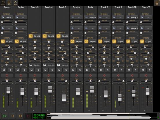 Screenshot #5 pour Audio Evolution Mobile Studio