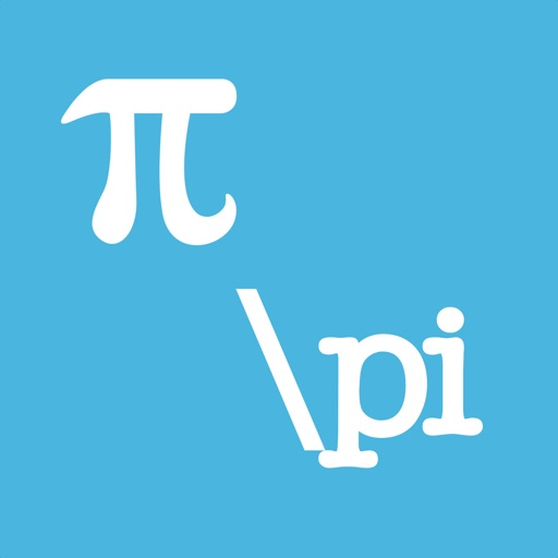 Handwritten Math to LaTeX icon