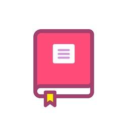 日記note かわいいパスワード日記帳アプリ By Komorebi Inc