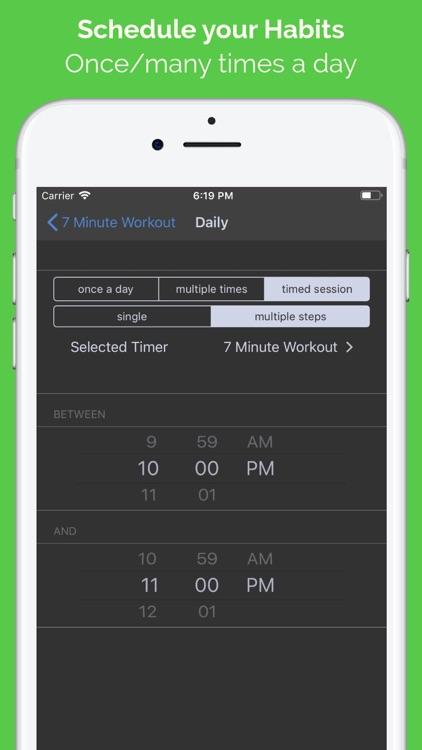 Habit Hub: Routine & Habits screenshot-5