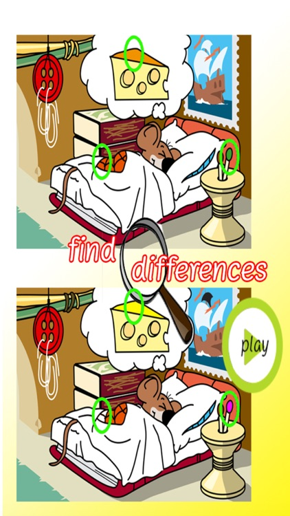 Find The Difference Games !!