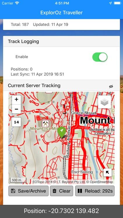 ExplorOz Traveller screenshot-6