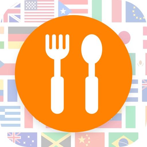 Tasty Traveler: Recipe Sharing