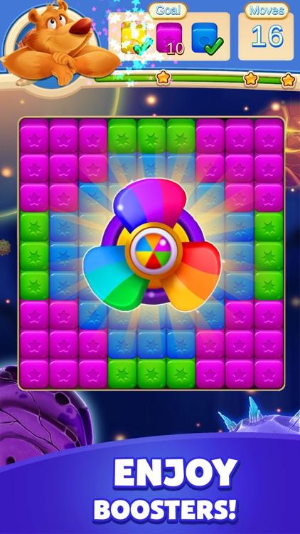 Toy Cubes Blast:Pop Cubes screenshot-3