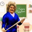 My Scary Granny Teacher:Prank