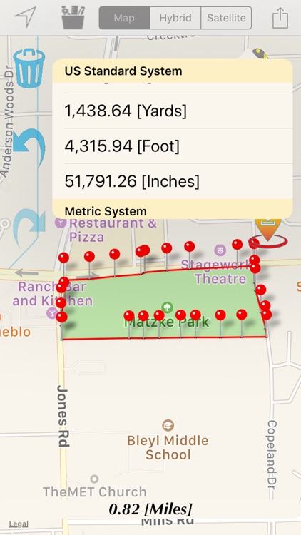Geo Measure It screenshot-4