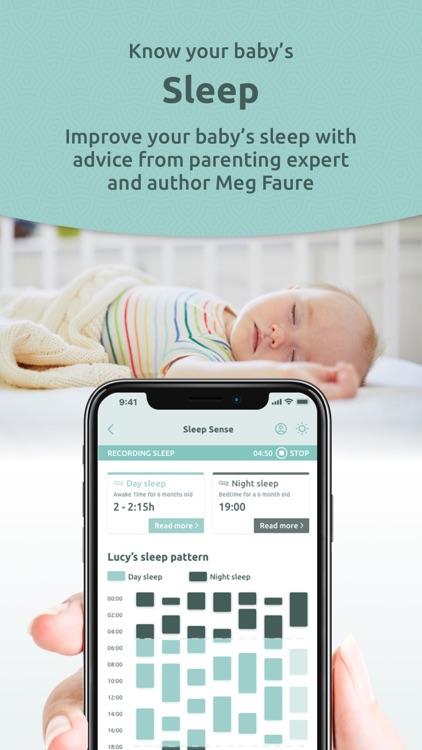 Parent Sense: Daily Baby Care screenshot-3