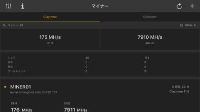 Claymore Remote Monitor ScreenShot5