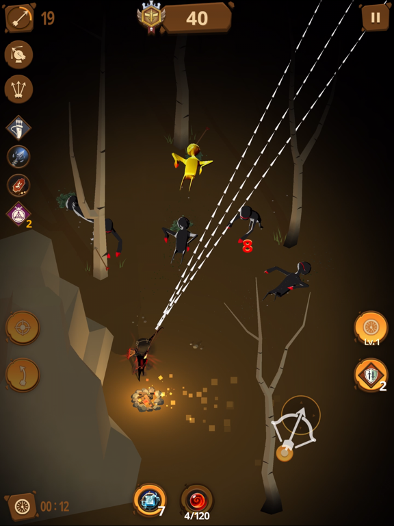 Last Arrowsのおすすめ画像3