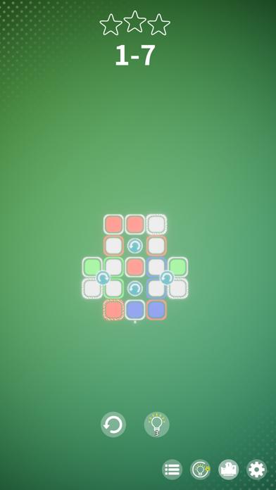 FlatCube : 2D RotationPuzzle紹介画像4