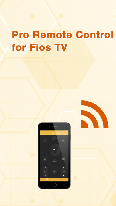 Pro Remote Control for Fios TV By Digital Star Tech Inc on