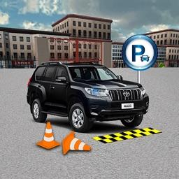 Prado car parking game