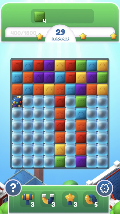City Blast - Match 3 Fun screenshot-4