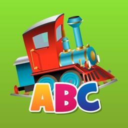 Kids ABC Letter Trains