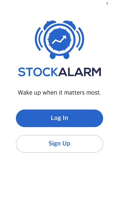 Stock Alarm - Market Alerts Screenshot